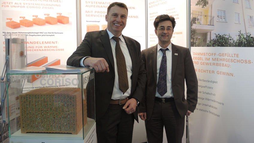 Hörl & Hartmann auf den Augsburger Immobilientagen 2015