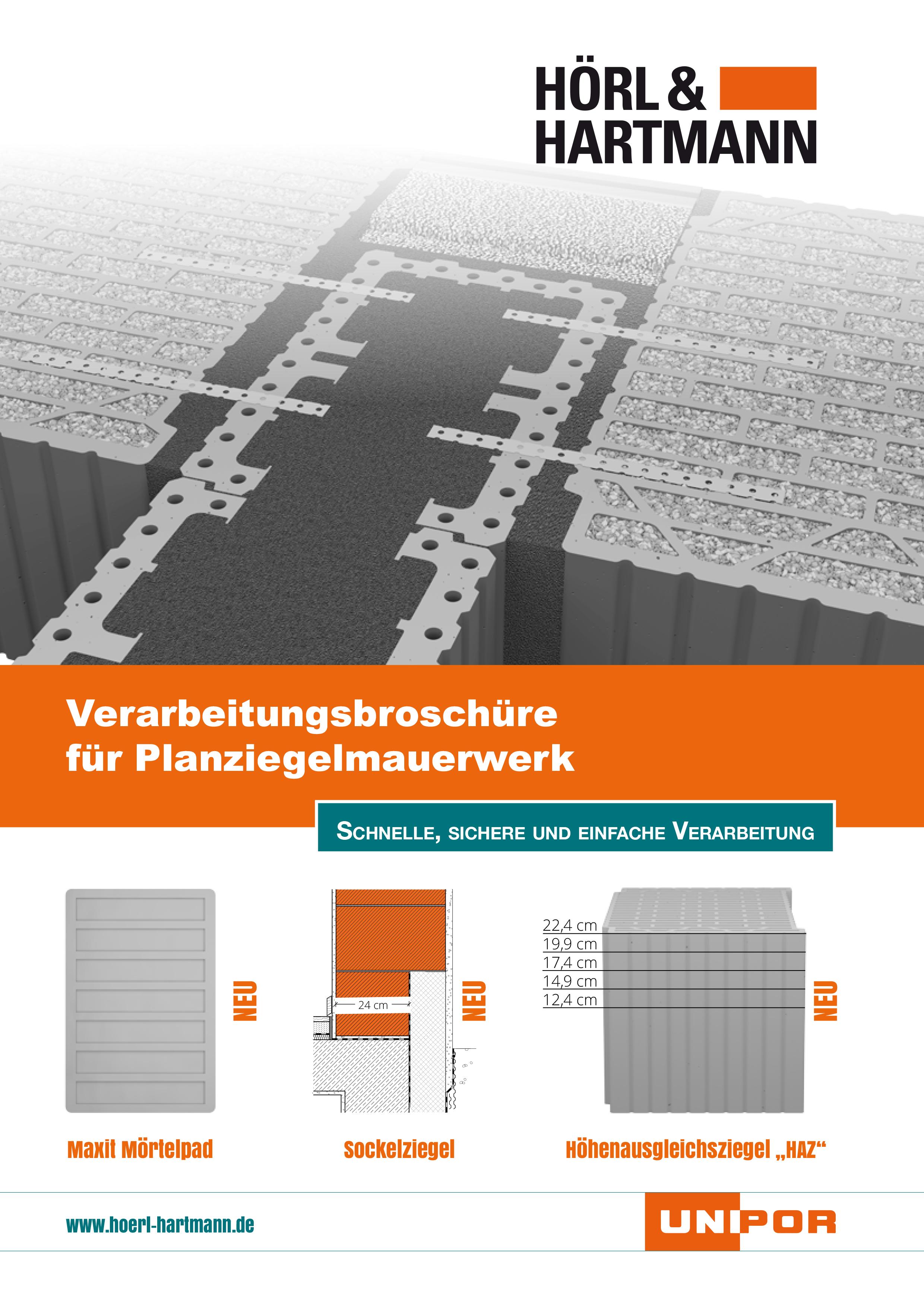 Hoerl und Hartmann Download Verarbeitungsbroschuere