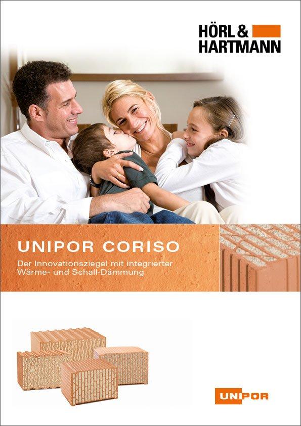 Hoerl und Hartmann Download UNIPOR CORISO Broschuere