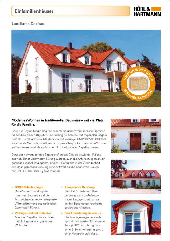 Hörl & Hartmann Objektbericht Landkreis Dachau