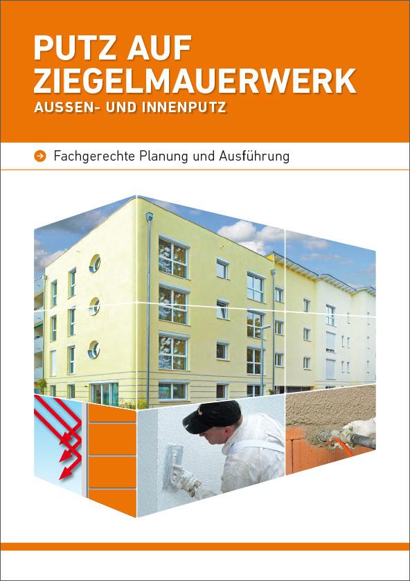 Hoerl und Hartmann Download Putz und Mauerwerk Broschuere