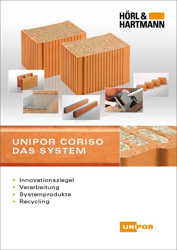 Hoerl und Hartmann Download UNIPOR CORISO Das System
