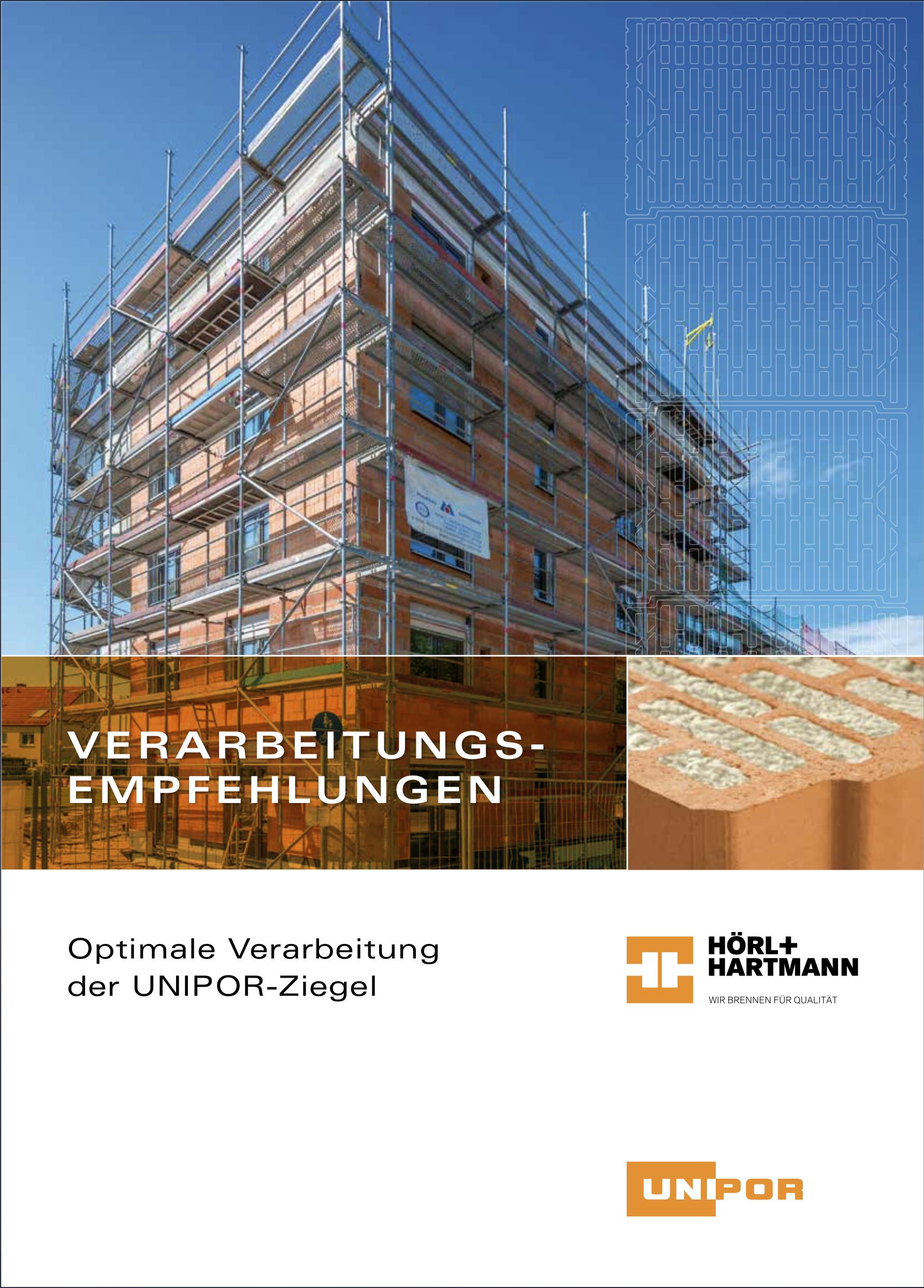 Hörl & Hartmann Verarbeitungsbroschüre