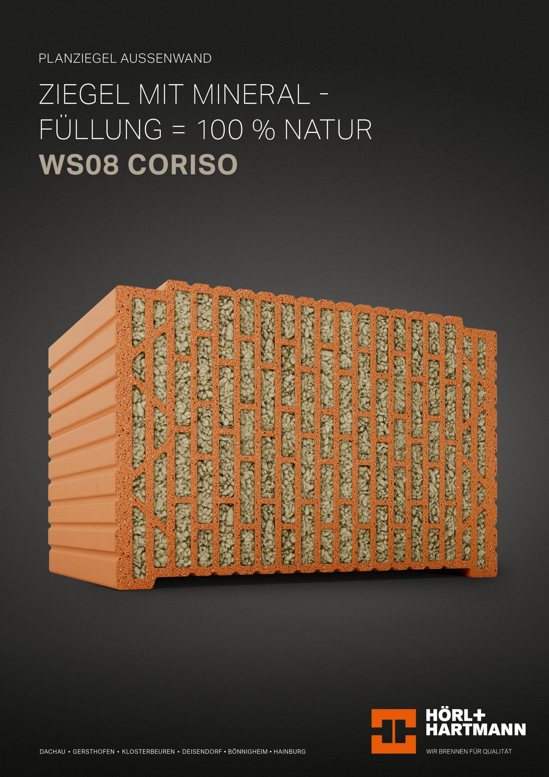 Datenblatt WS08 CORISO