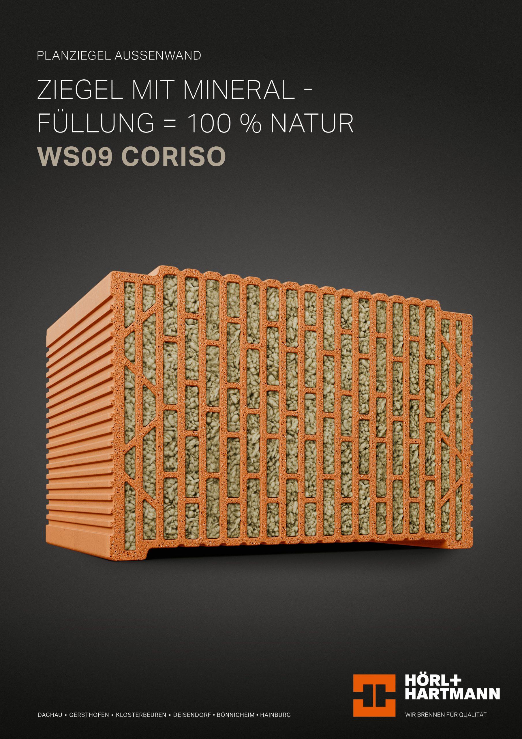 Datenblatt WS09 CORISO
