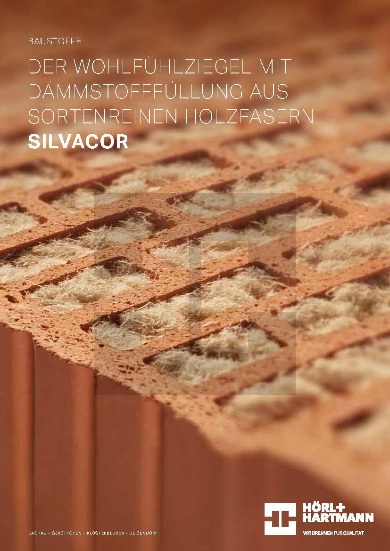 Hörl+Hartmann Produktbroschüre SILVACOR
